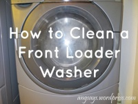 How to Clean an HE Washer
