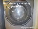 How to Clean a Front LoaderWasher
