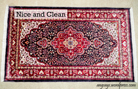 Cleaning Oriental Rugs Properly