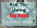 How to Tell if You're Using Too MuchDetergent