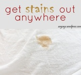 Get Stains OutAnywhere