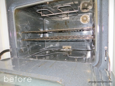remove grease