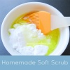Homemade Cleaners Soft scrub