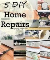 5 DIY HomeRepairs