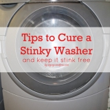 Tips to Cure a Stinky Washer