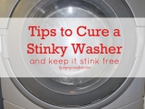 Tips to Cure a StinkyWasher