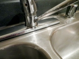 The Secret to Cleaning Stainless Steel Sinks
