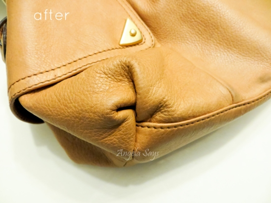 Cleaning a Leather Purse