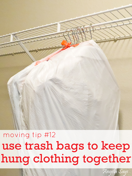 easy moving tips