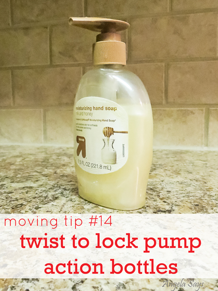 simple moving tips and tricks